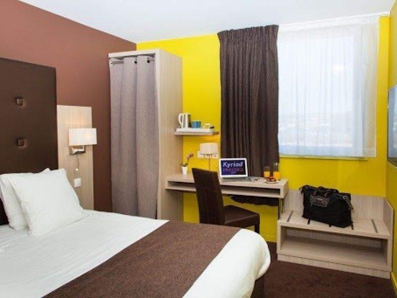 Chambres d'hôtels